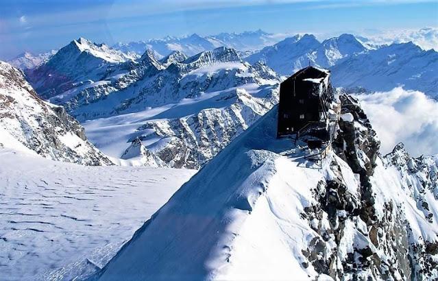Alpi- Monte Rosa