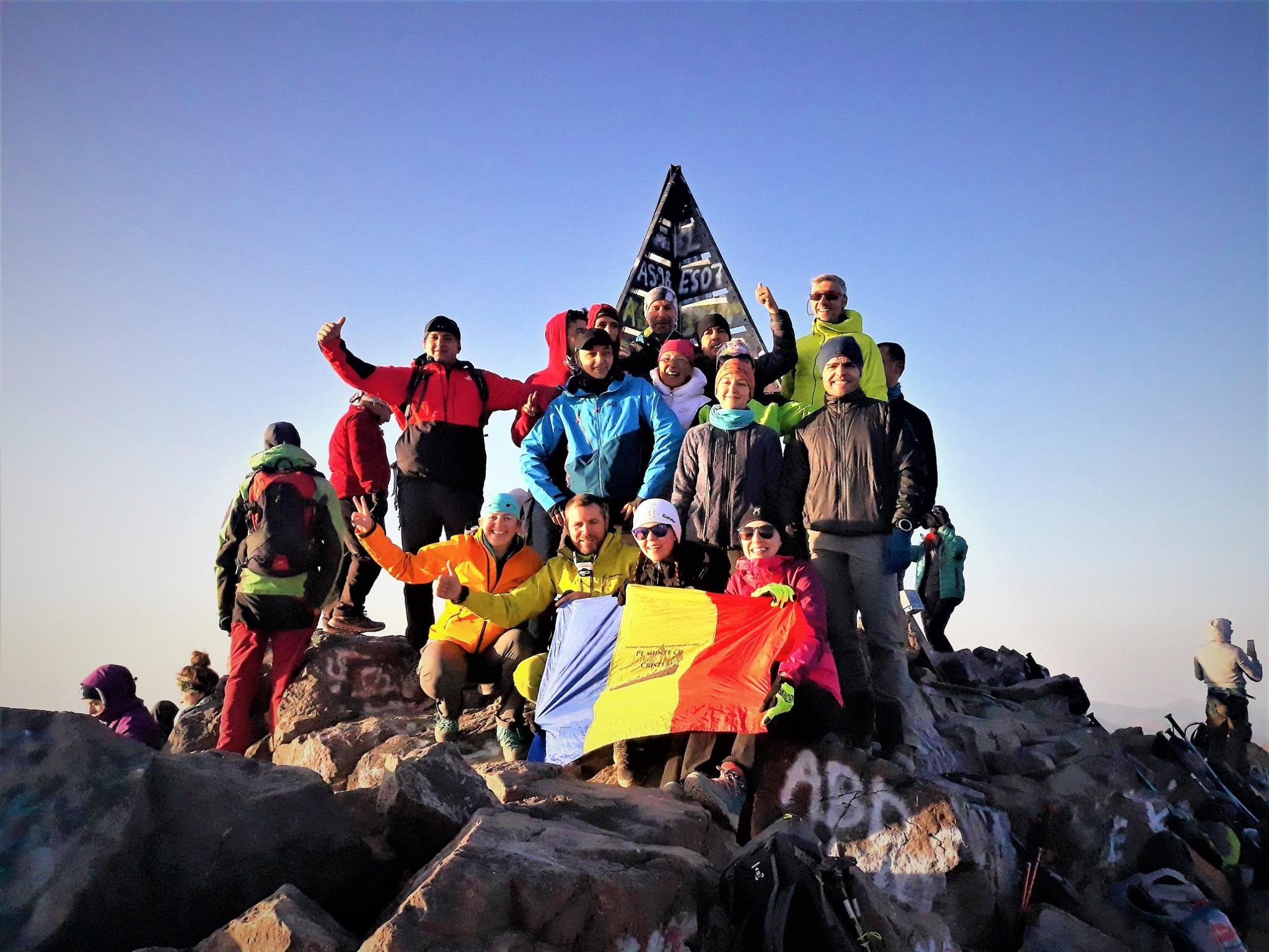 Jebel Toubkal 4167